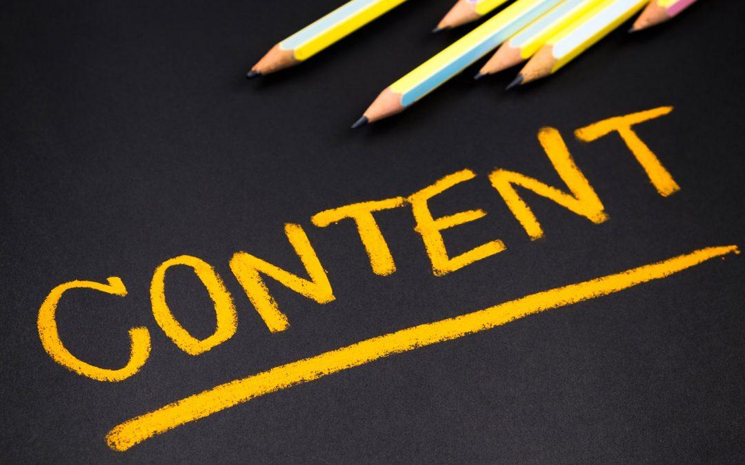 Jak przygotować dobry content na stronę www?