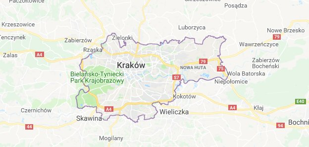 Lokalne pozycjonowanie Kraków