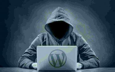 Objawy zhackowanego systemu CMS opartego na WordPress